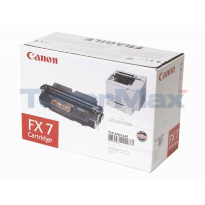 CANON FX-7 TONER BLACK